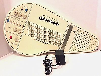 Suzuki OmniChord System One Model OM-36 Electronic Synthesizer
