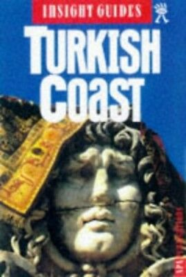 Turkish Coast Insight Guide (Insight Guides) Paperback Book The Cheap Fast Free