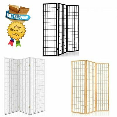 Privacy Screen Panel Room Divider Door Decor Office Partition Home Salon Folding