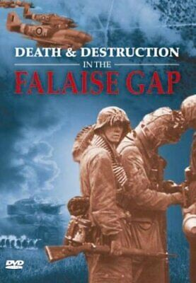 Death And Destruction In The Falaise Gap [DVD] - DVD  WMVG The Cheap Fast Free