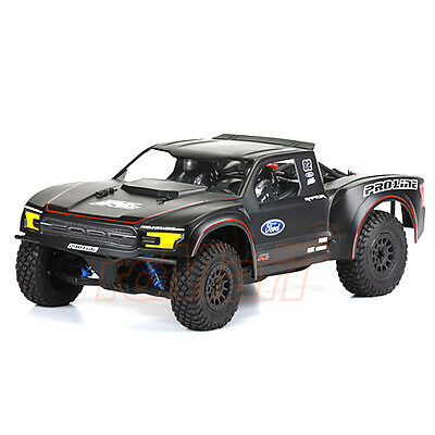 Pro-Line 2017 Ford F-150 Raptor Clear Body Axial Yeti Trophy Truck Cars #3478-00