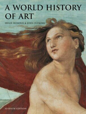 A World History of Art, John Fleming Paperback Book The Cheap Fast Free Post