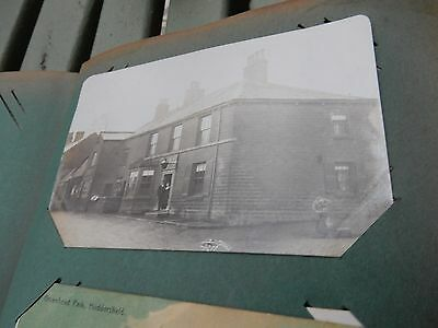 Middlemiss Family Postcard Album Askwith Denton Otley Ilkley Original Gem