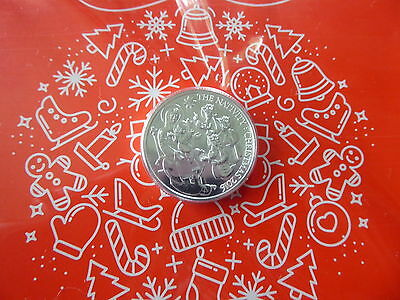 Royal Mint 2016 The Christmas Nativity Fine Silver £20 Coin * Low Mintage *