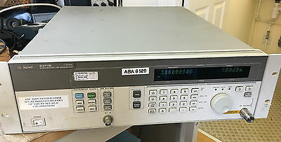 EX MOD HP / Agilent 83711B-1E1 Synthesized CW Generator, 1 to 20GHz