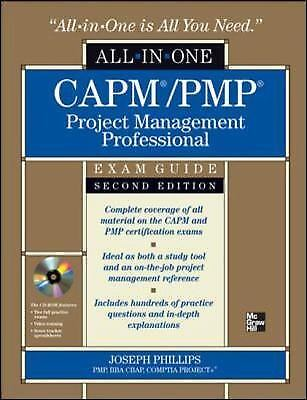 CAPM/PMP Project Management Certification by Joseph Phillips