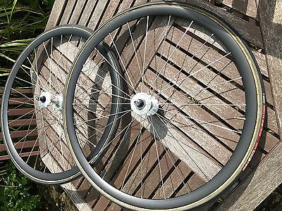 Miche Pistard WR Track Wheels & Tubs