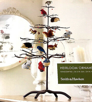 Smith And Hawken Heirloom Ornament Tree