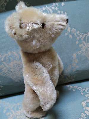 Craquant Petit Ours Ancien Allemand, Teddy Bear, Peluche Ancienne, Ours Collec