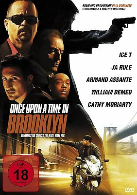 Once Upon a Time in Brooklyn - Ice-T  DVD/NEU/OVP FSK18