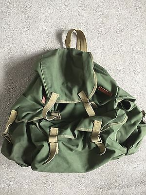 British Army Military A Frame Rucksack Backpack Bergen