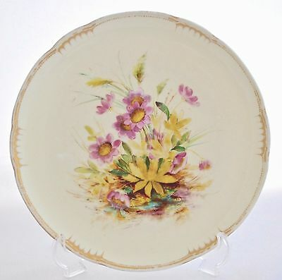 Derby Crown Porcelain Company Ltd (Early Royal Crown Derby) Cabinet Plate C.1884