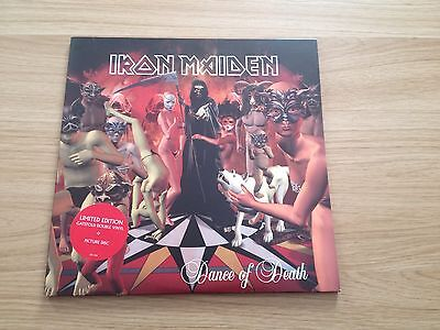 Iron Maiden Dance Of Death Vinyl Picture Disc Album