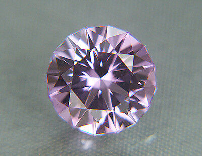 Amethyst. Round Barion. Brazilian Material. 11mm. 4.16 cts.