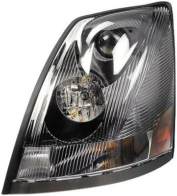 Volvo Driver Side Headlight Assembly VN VNL VNM 888-5506
