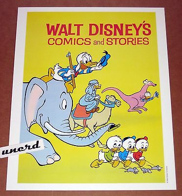 Carl Barks Kunstdruck: Cover zu Walt Disney's Comics + Stories # 277 - Art Print