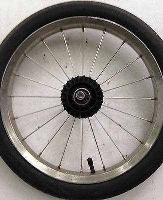 Baby Trend Expedition 16 X 1.75 REPLACEMENT FRONT WHEEL Complete W/ QR