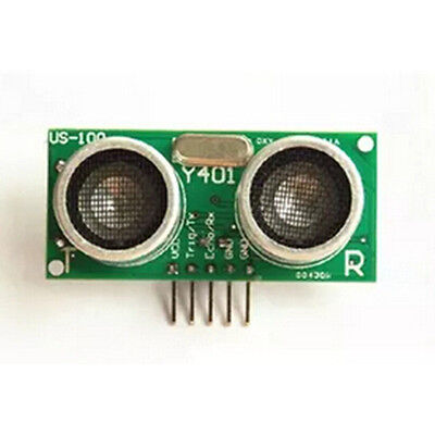 US-100 Ultrasonic Sensor Module Temperature Compensation Range for Arduino