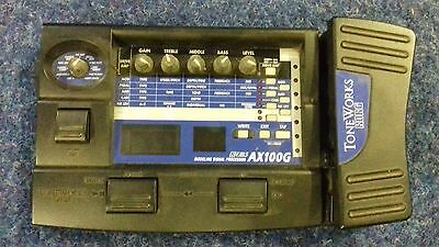 KORG Toneworks AX100G Multi Effects Pedal