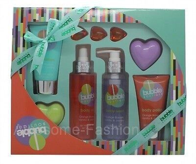 Style & Grace Bubble Boutique Bath & Body Blockbuster Gift Set 120Ml Body Wash +