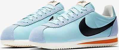 best service ce056 72136 1706 Nike Classic Cortez Nylon Prem Womens Sneakers Shoes 882258-402