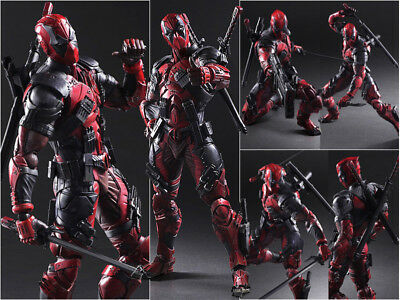 Play Arts Kai PA Deadpool Marvel Variant Square Enix Action Figur Figuren
