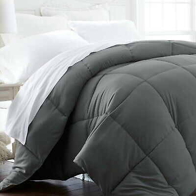 Simply Soft Premium Goose Down Alternative Comforter - 6 Classic Colors