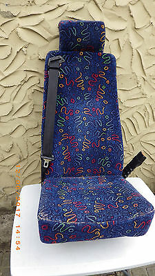 Mini Bus Seats with integrated Seat Belts