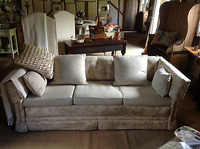 Greaves and Thomas sofabed sofa settee mid century vintage 60s