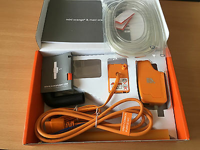 Aspen Mini Orange FP2212 Condensate Pump 230v UK  NEW A/C with siphoning tube