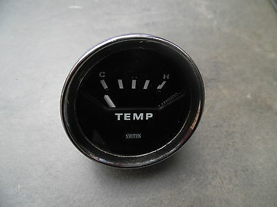 Smiths Temp Temperature Gauge Triumph Spitfire Gt6 Dolomite Mg Midget Bt2230/00