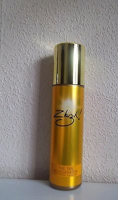 Steve Whatley's Zhuzh The Tan Accelerator With Finessed Shea Butter 200 Ml New