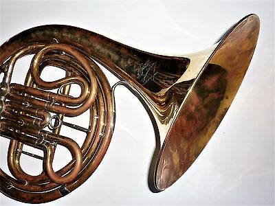 Vintage French horn Made in Germany