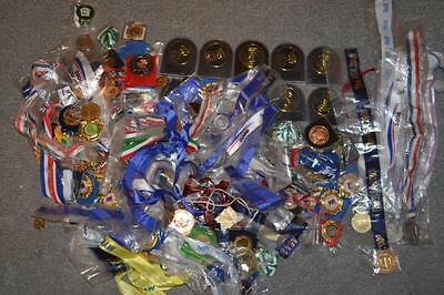 Amazing Lot Of 150+ Amateur Swimming Medals, Masters, County, Southern Counties