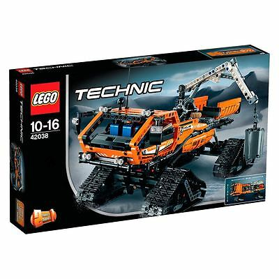 LEGO Technic Arctic Truck 42038 - brand new in box sealed - retired