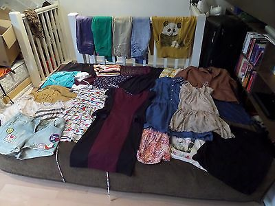 Size 12 Clothes Bundle. Superdry, New Look, H&M etc. 26 items.  Free Post.