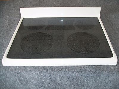 316251957 Kenmore Range Oven Maintop Cooktop Assembly Bisque