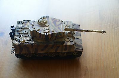 1:50 Corgi Tiger 1 101St Ss Spz.abt Wwii Legends