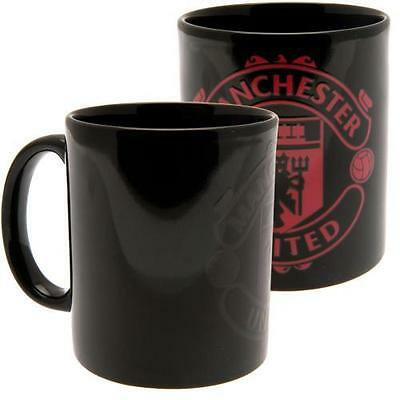 Manchester United F.C. Heat Changing Mug Official Merchandise