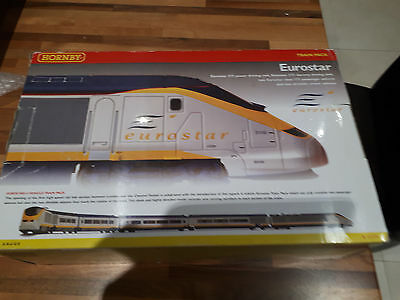 Hornby R2379 Class 373 6 Car Eurostar Train Pack Boxed