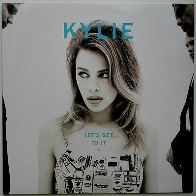 Lp Eu**kylie Minogue - Let's Get To It (Pwl '91 / Ois / With Insert)**26175