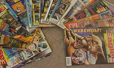 THE NEW EAGLE  job lot of 49 !+,28/4/90 with Dan Dare badge!Dealers/collectors !