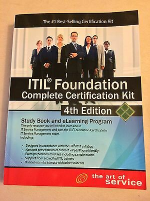 Itil Foundation Complete Certification Kit - Fourth Edition: Study Guide Book a…