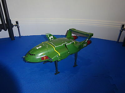 Thunderbirds are go large/supersize Thunderbird 2 & 4 with sounds