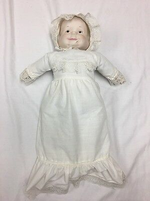 Vintage Antique Three Faces of Eve Baby Doll Three Face 3 Face Doll