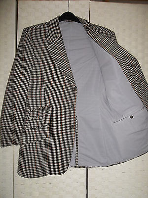 Gents HARRY HALL tweed Ideal show,hunt hacking Sz 40 - 42 Quality jacket LOOK