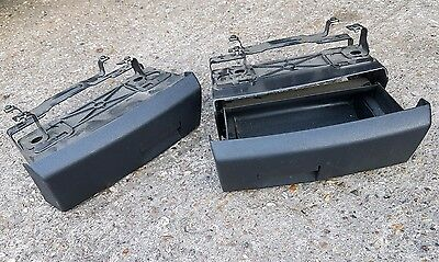 Audi A4 B6 B7 Under Seat Storage Compartments Drawers