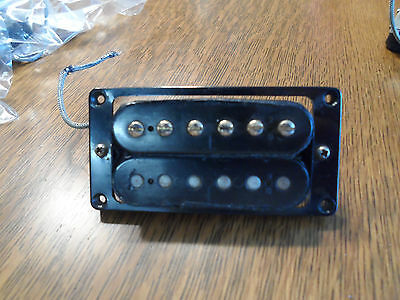 Vintage 1969 Gibson Patent Number Pickup T-Top Gold Poles RARE