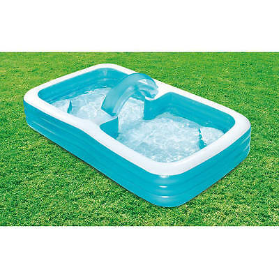 Durable Swimming Outdoor Inflatable Pool Swim Kids Family Lounge Pool Garden 120