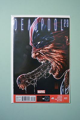 Deadpool #23 Marvel Now - NM - Single Issue
